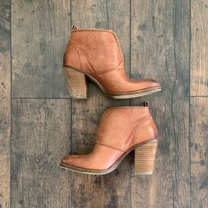 Lucky Brand Ankle Booties size 6.5